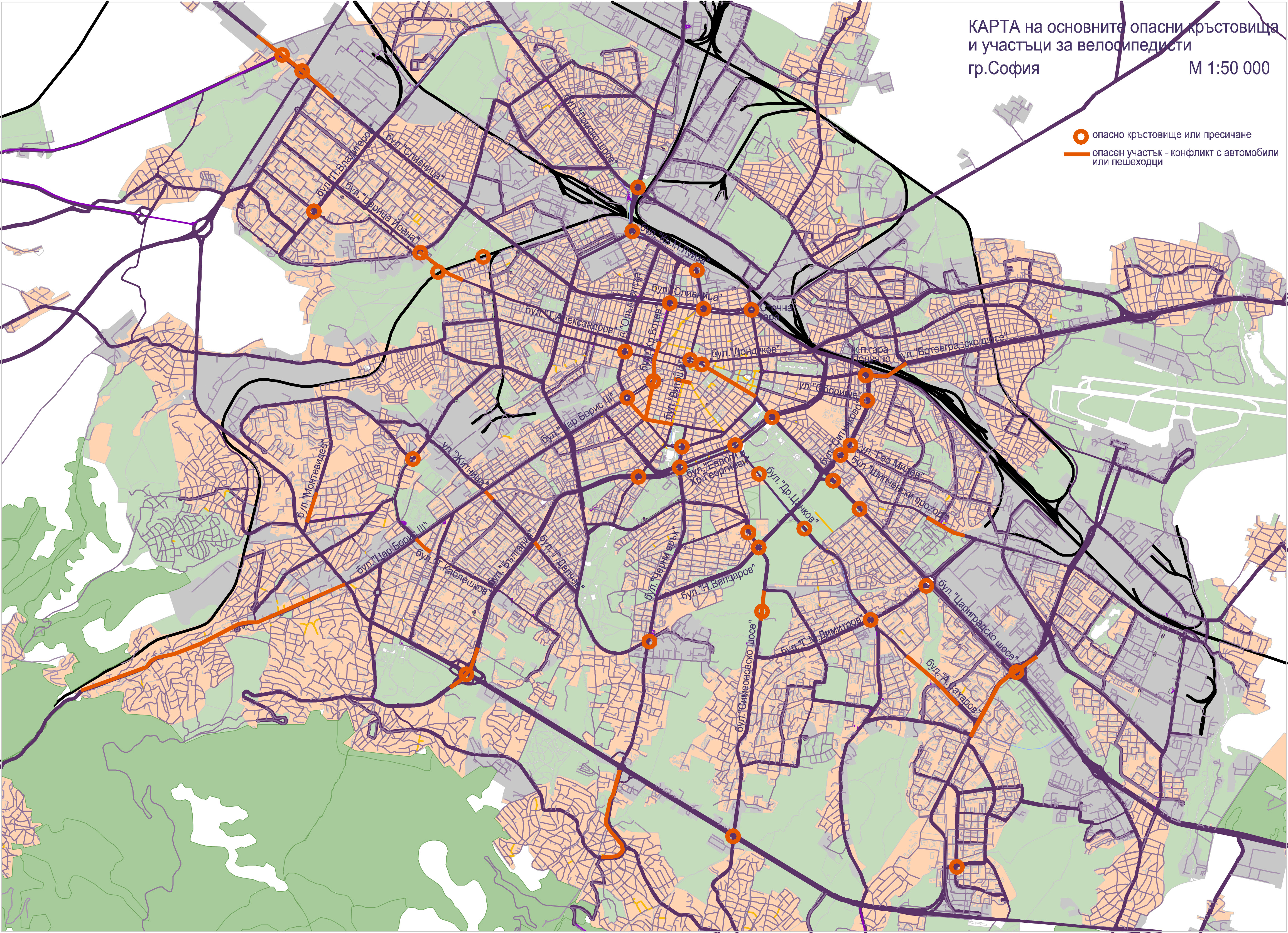 Plan Za Razvitie Na Velosipedniya Transport Na Teritoriyata Na