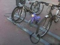 Вело паркинг 3