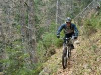Ще карам колело в гората!