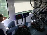 С велосипед в метрото