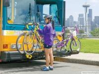Велосипед на автобус