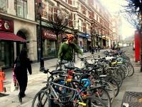 Велопаркинг в Лондон