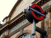 Метростанция в Лондон
