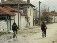 Вело в село