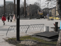 Велопаркинг - НДК