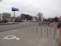 Велопаркинг - Decathlon Подуяне