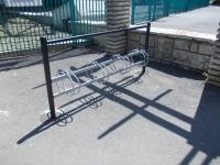 Вело паркинг - Бургас - Морска градина