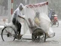 Вело дъждобран