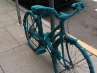 зелено колело