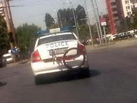 арестуван велосипед